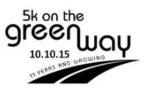 5k on the Greenway – October 10, 2015 – Emily B  Taylor