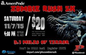 Zombie Rush POSTER