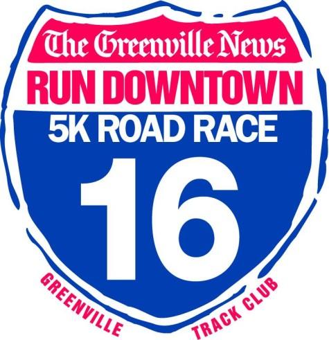 Greenville News Run Downtown