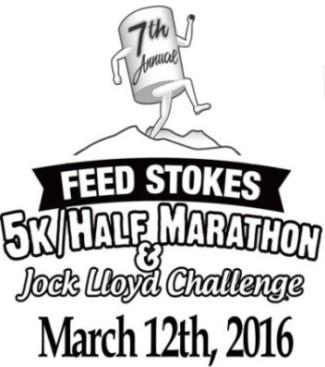Feed Stokes 5K + Half Marathon – March 12, 2016