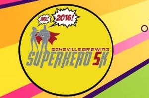super hero 5k