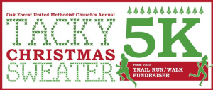 Tacky Christmas Sweater 5k