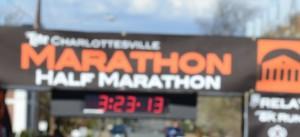 Charlottesville Marathon and Half Marathon