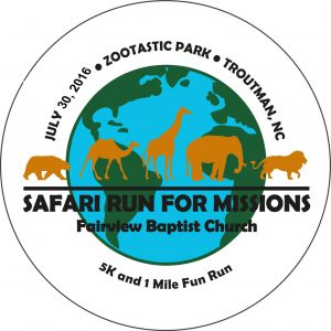 safari run for missions