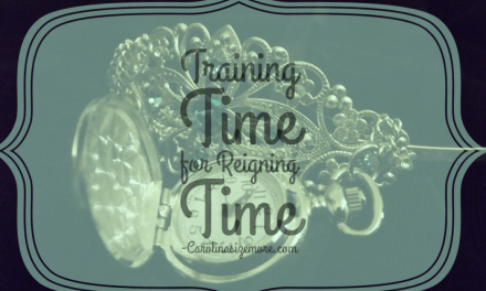 Training Time for Reigning Time