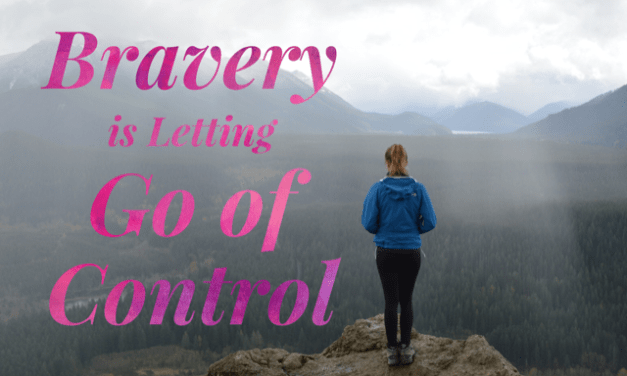 Letting Go of Contol