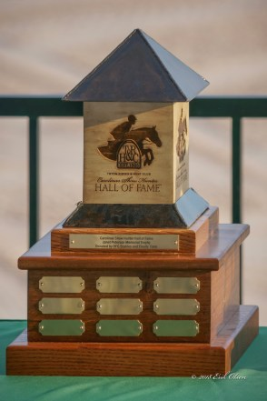 CSHHF Janet Peterson Memorial Trophy