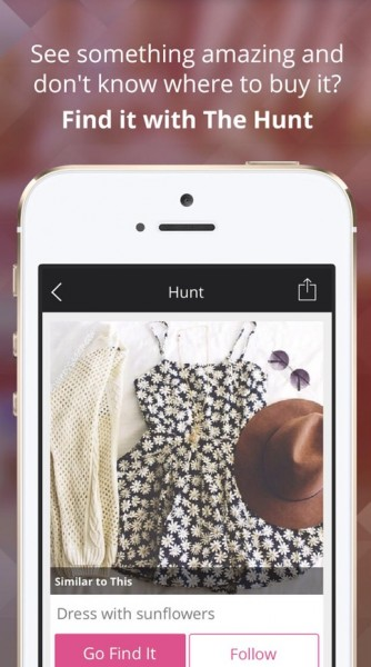 The Hunt App