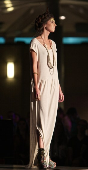 Tyger Alexis Designs at fashionSPARK2014 by Stan Chambers Jr.