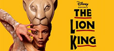 Disney The Lion King Belk Theater Blumenthal Performing Arts Charlotte NC
