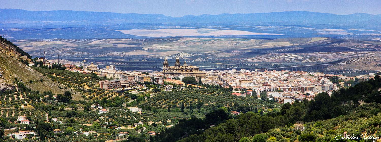 Panorámica de Jaén