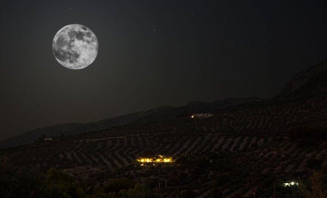 Super Luna del 23-06-2013