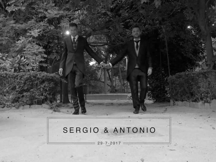 Resumen Boda Sergio & Antonio