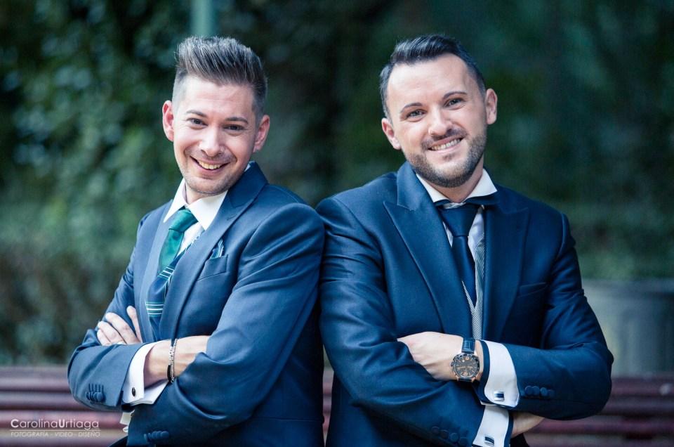 Antonio & Sergio, boda en Jabalcuz