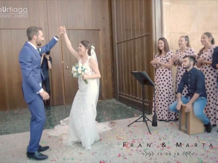 Resumen Boda Fran y Marta