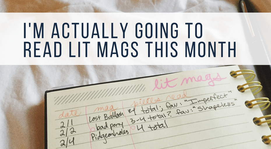 read lit mags