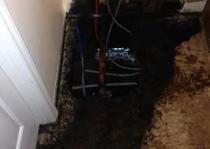 Leaking Pipe Water Damage Restoration in North Raleigh, NC 13