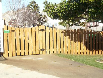Fence Repair 187 Carolina Wood Fence