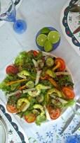 Typical salad