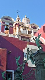 Angels at Santo Domingo