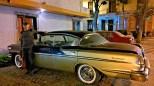 1958 Bel Air 4 door hardtop, according to Gary