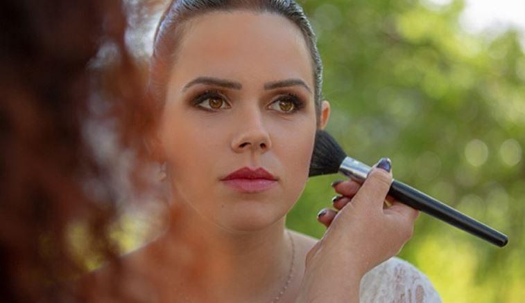 Beauté mariage : maquillage et coiffure wedding de Laura