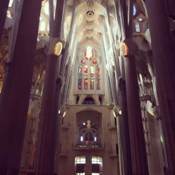 Gaudi was a busy guy.
