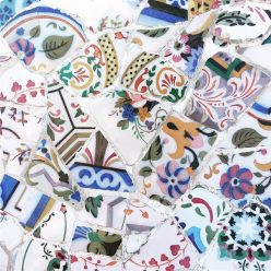 The tile mosaics in Park Guell are my favorite thing.