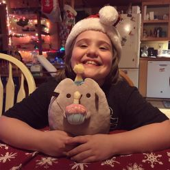 Happy Birthday, Ellie! Cutie Pusheen from Uncle J. and Aunt J.