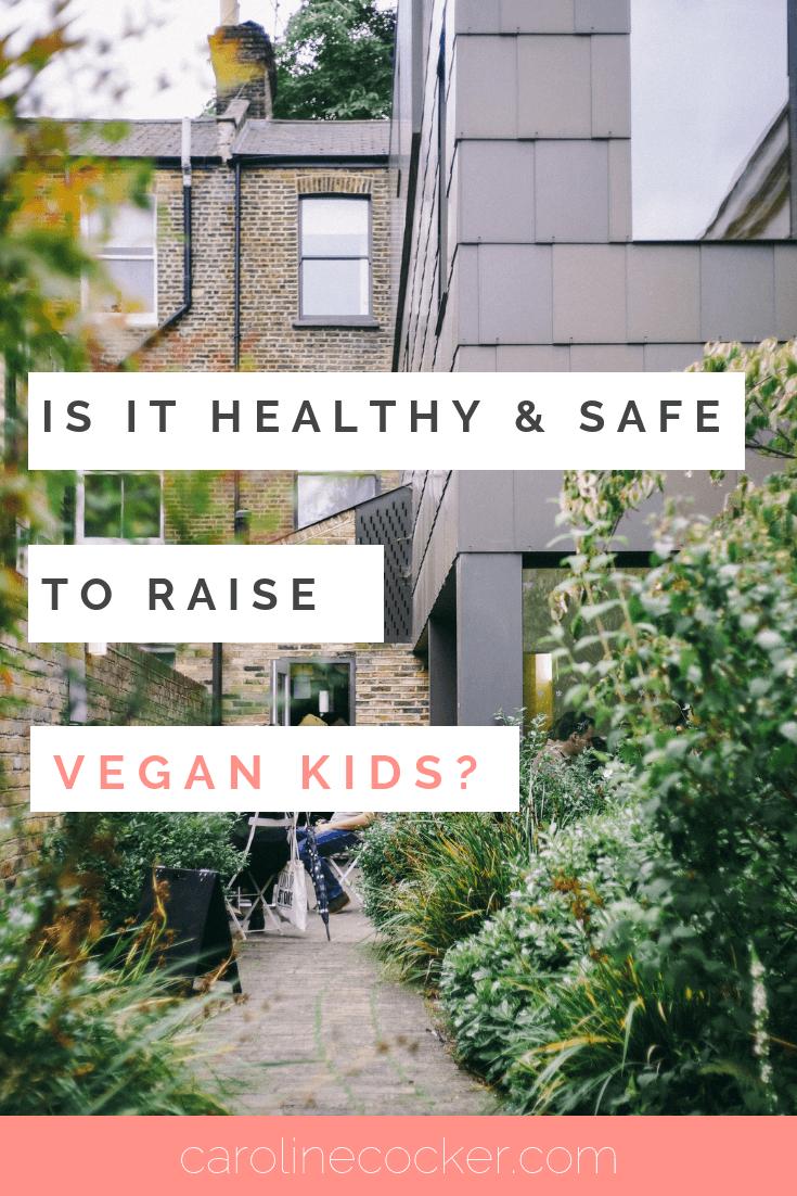 vegan children