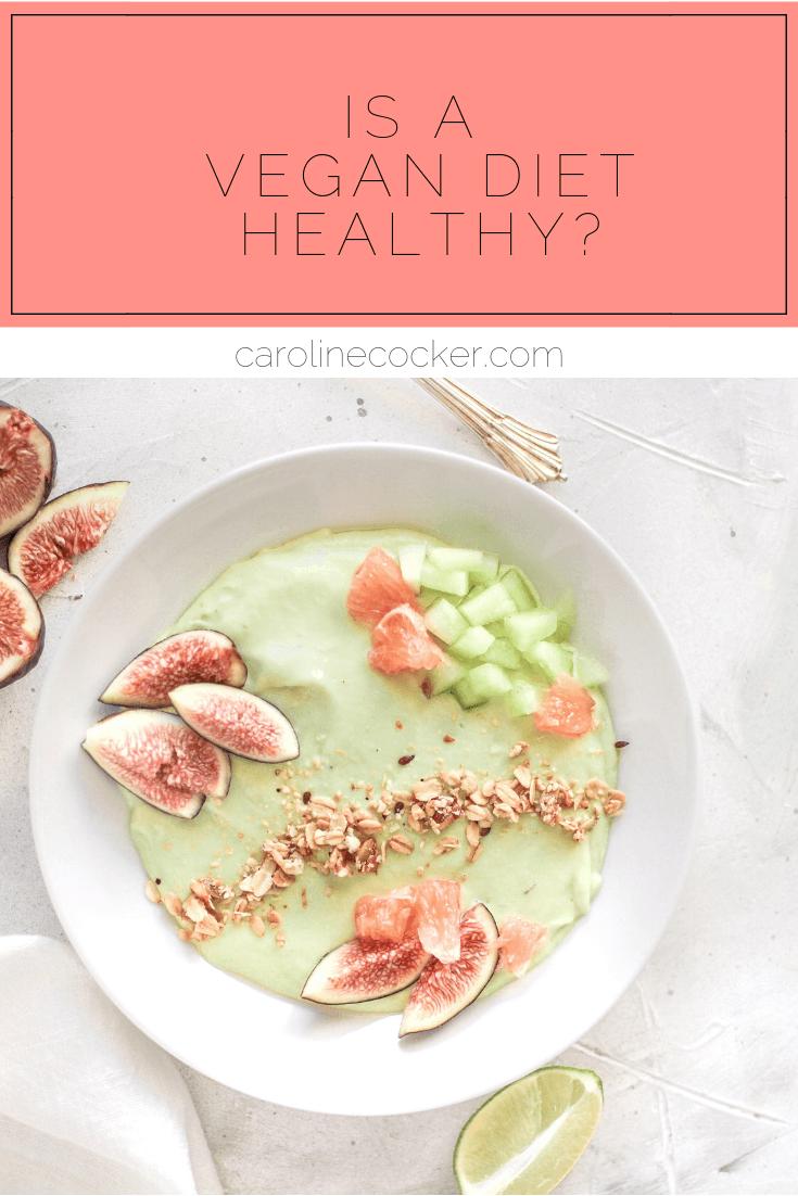 vegan diet healthy