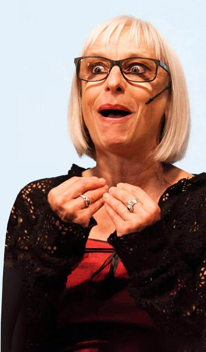 Caroline Dream - Conferenciante