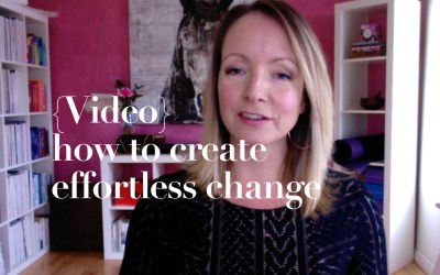 {Video} How To Create Effortless Change