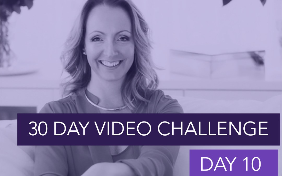 {Video Day 10}  How To Get Out Of Your Head And Into Your Heart To Make A Decision