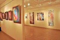 Vue de l'Internation'Art 2011
