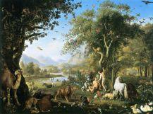 Le paradis terrestre Peter Wenzel 1745-1829