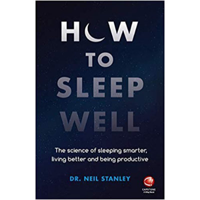 how to sleep well book