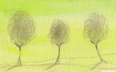 card 7 mums art scan