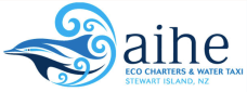 Aihe Eco Charters and Water Taxi logo