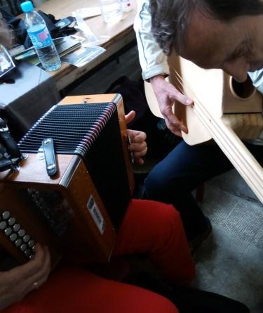 accordeon& bass