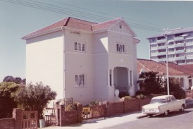 The Green Point house