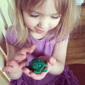Playdoh_turtle