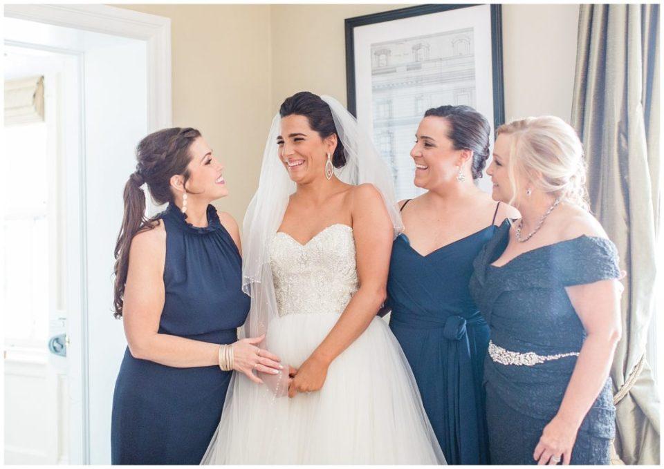 Union League Wedding | Caroline Morris Photography