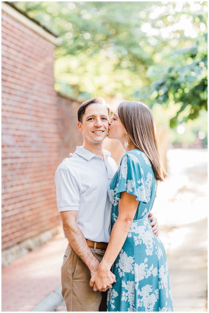 Philadelphia Engagement Session | Caroline Morris Photography