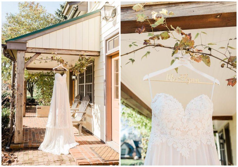 The Inn at Grace Winery Wedding   Caroline Morris Photography