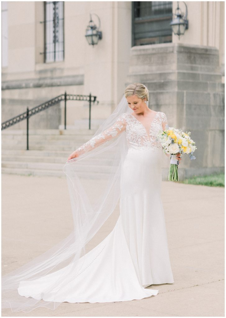 Scranton Wedding | Caroline Morris Photography