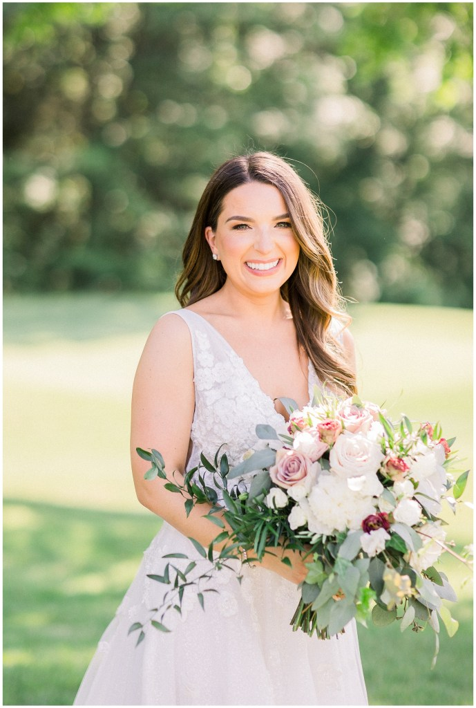 North Jersey Country Club Wedding | Caroline Morris Photography
