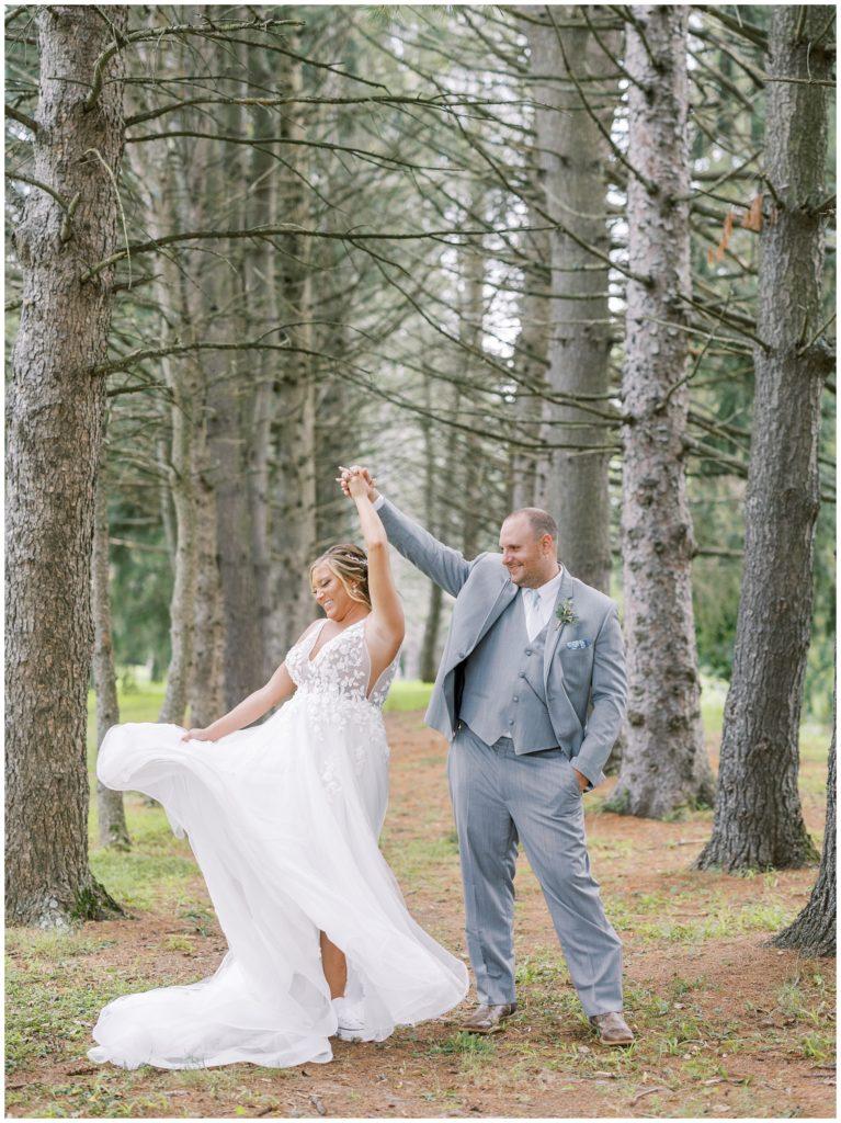 Perona Farms Wedding   Caroline Morris Photography