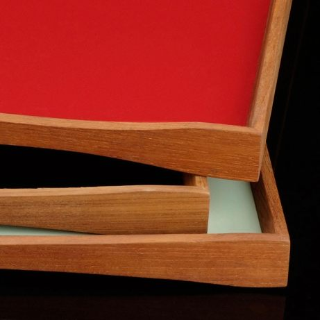 Turning Tray by Finn Juhl - 2