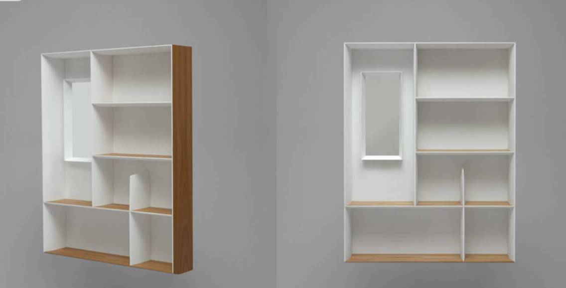 Gio P Wall Shelf